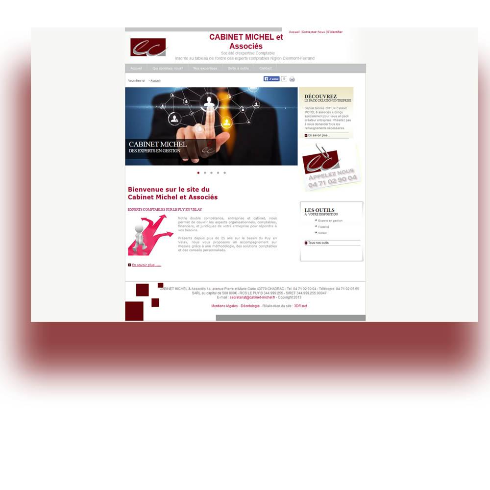 Design Creation Le Puy En Velay création site internet haute-loire - 3dfi
